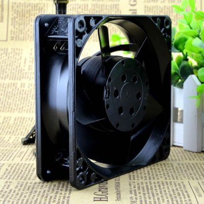 PAPST  TYP 4558N 220V 18W 120*120*38MM 12038 12CM full metal fan