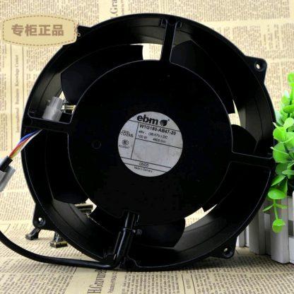 Ebm 20cm W1G180-AB47-20 fan 48V 100W