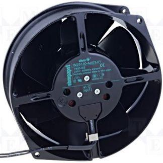 EBM PAPST W2S130-AA03-01 230V 45WEBM 172*150*55MM  fan