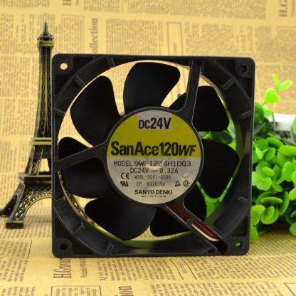 SANYO DENKI SAN ACE 9WF1224H1D03 12CM 24V0.32A cooling fan