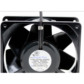 New Original ROYAL FAN UT276D-TP 220V 37/34W 140*140*50MM Cooling FAN