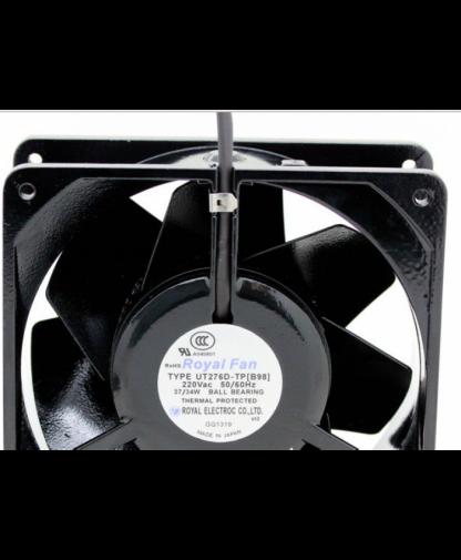 New Original ROYAL FAN UT276D-TP 220V 37/34W 140*140*50MM Cooling FAN