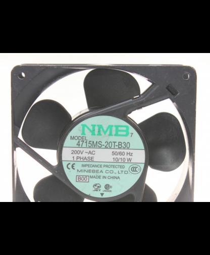 New Original NMB 4715MS-20T-B50 120*38MM AC 200V 13/15W axial cooling fan