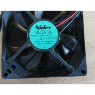 NIDEC 9025 D09A-12TU03 12V 0.2A 2Wire Inverter Fan Cooling Fan