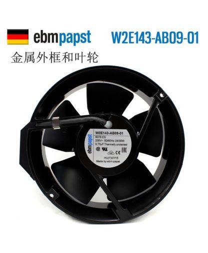 Original ebmpapst W2E143-AB09-01 172*51 230V fans