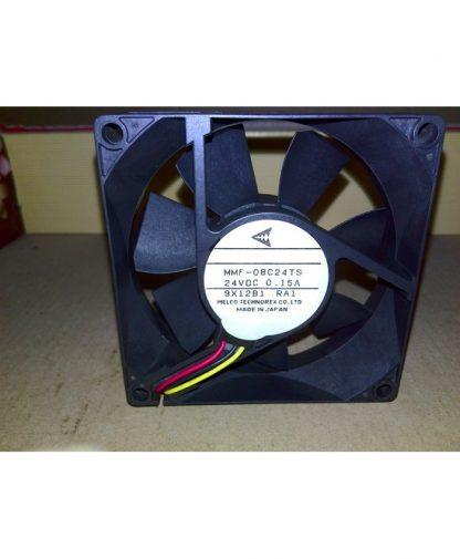 Original JAPAN MMF-08C24TS 24VDC 0.15A 9X12B1 RA1 8025 fans