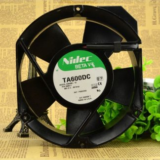 Original Nidec A34458-10 48V 0.42A P/N Fan