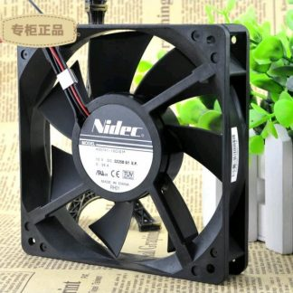 Original NIDEC A35741-16CIS1 12V 0.39A Fan