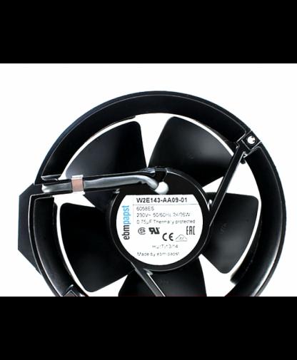 Original ebmpapst W2E143-AA09-01 (6058ES) 72*51MM fans