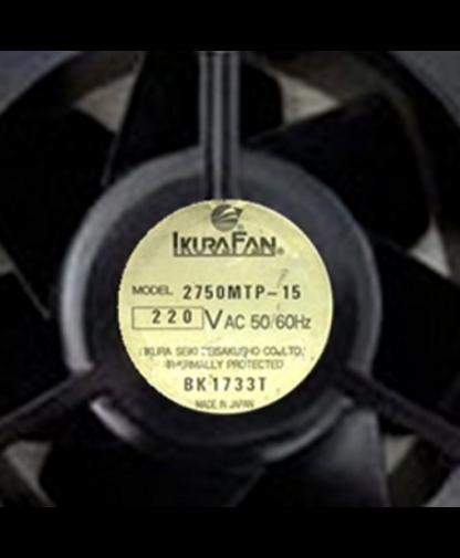 IKURA 2750MTP-15 140*140*50MM 220VAC 50/60HZ fans