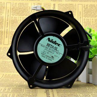 Original NIDEC BKV 301216 24V 1.40A Server Fan