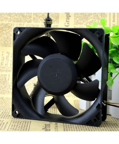 Original SUNON PMD2412PMB1-A 12CM 24V 18.2W 3 wires Fan