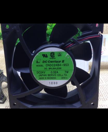 Original Centaur CNDC24B4-953 24V 0.32A 2Wire For UPS Fan Cooling Fan