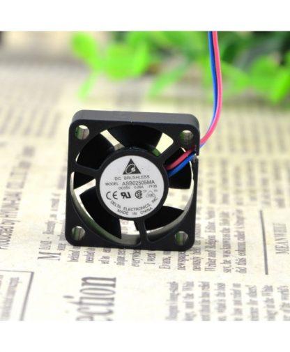 Original DELTA ASB02505MA 2510 5V 0.09A 2.5CM fans