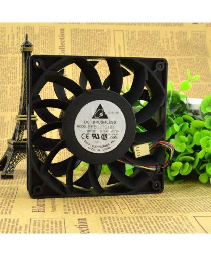 Original DELTA FFB1212HH 12CM 12V 0.78A cooling fans
