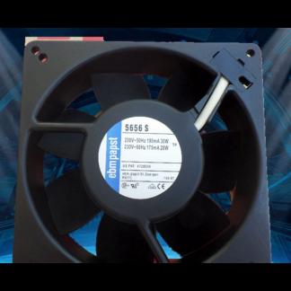 Original ebmpapst TYP 5656S 230V 13.5cm fan