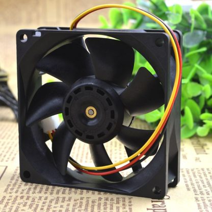 Sanyo  9S0824F4D04 8025 24V 0.07A 3 wires for cooling fan