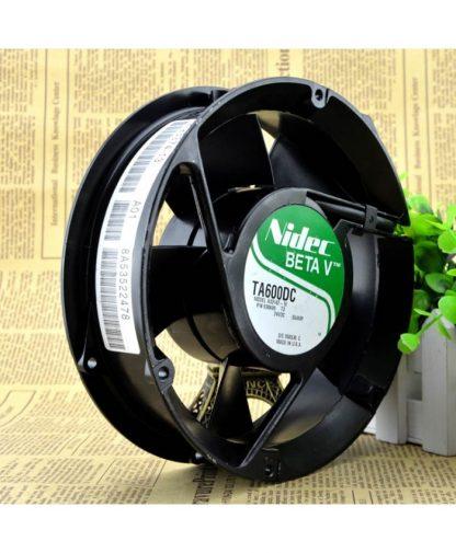 Original Nidec TA600DC A33142-10 24V 0.55A 17CM 17050 Fan