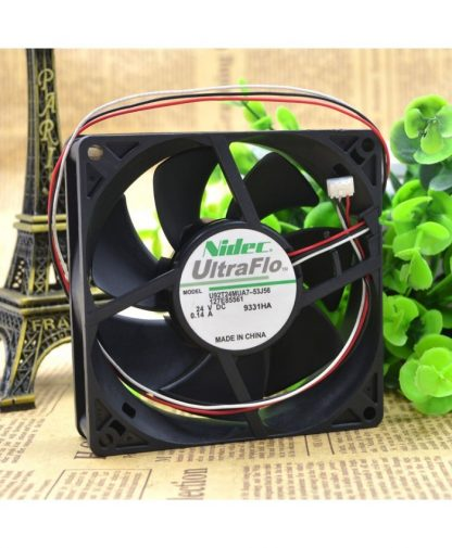 Original NIDEC U92T24MUA7-53J56 9025 24V 0.14A 9CM Fan
