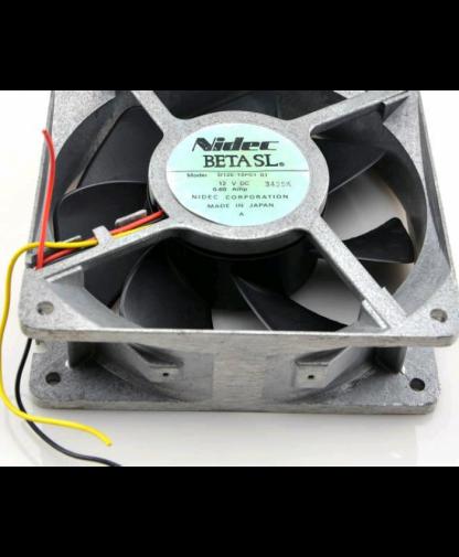 Original NIDEC D12E-48PS1 12V 0.60A MP 12038 cooling fan