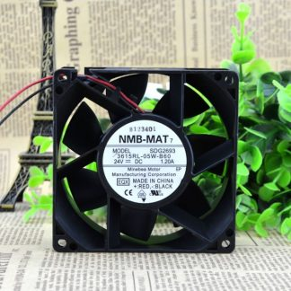 Original NMB 3615RL-05W-B60 9238 24V 1.2A cooling fan