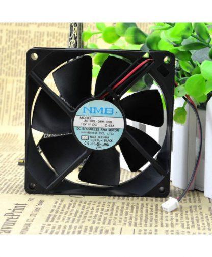 Original NMB 9225 3610KL-04W-B50/B59 12V 0.43A fan