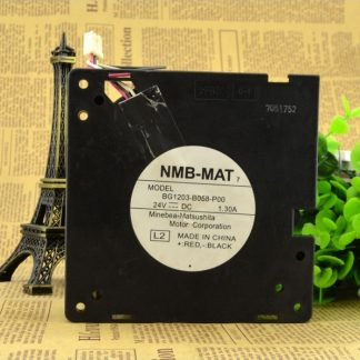 Original NMB BG1203-B058-P00 24V 1.30A 12CM 12032 fan