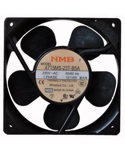 Original NMB-MAT 4715MS-23T-B5A 230V 0.12A fans