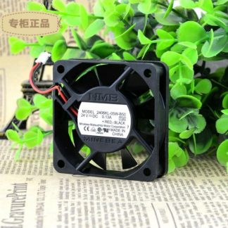Original NMB-MAT 2406KL-05W-B50 DC 24V 0.13A 60*60*15mm Fan
