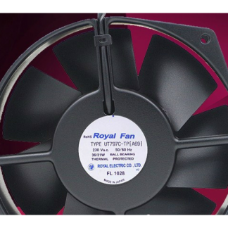Original Royal Fan UT797C-TP 172*150*38mm 230V cooling fan