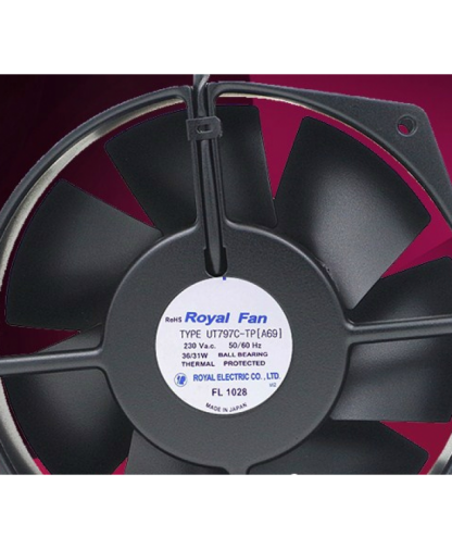 Original Royal Fan UT797C-TP 172*150*38mm 230V cooling fan