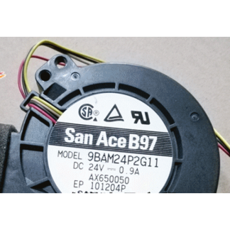 Original Sanyo 9BAM24P2G11 9cm 9733 24V 0.9A cooling fans