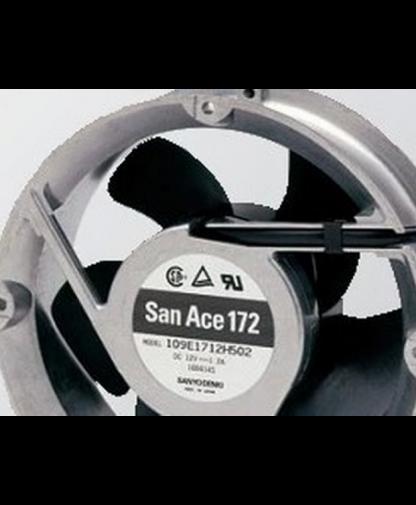 Original Sanyo 109E1712Y502 12v 1.2A violent fan