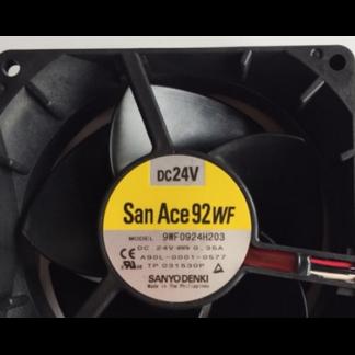 Original Sanyo 9WF0924H203 9232 24V 0.5A cooling fans