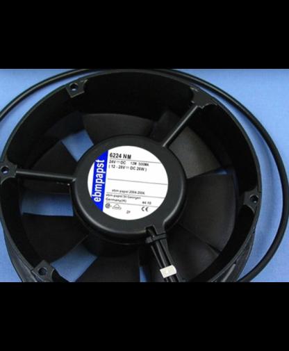 Original ebmpapst 6224 NM 24V original Germany cooling fan
