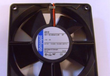 Original ebmpapst 4312 12032 12V cooling fan