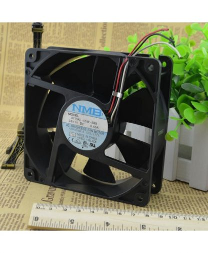 Original NMB-MAT 4715KL-05W-B49 DC24V 0.46A cooling fan