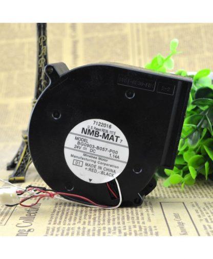 Original NMB-MAT BG0903-57-P00 24V 1.14A Fan