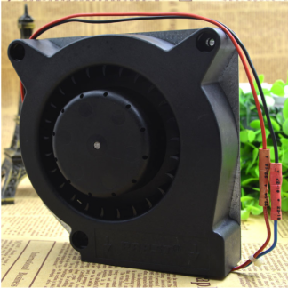 PAPST RL90-18/14N 24V 210MA 5W 2 wire 120*120*37MM 12037 cooling fan