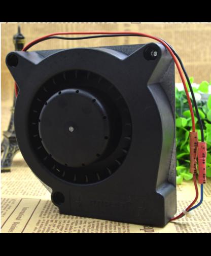 PAPST RL90-18/14N 24V 210MA 5W 2 wire 120*120*37MM 12037 cooling fan