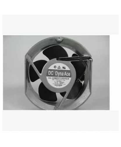 SANYO 109E5712DY5J2/J3/J4 12V 2.3A imported cooling exhaust fan ventilation 17CM
