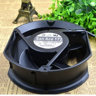 Sanyo San Ace 172 109E1748C503 48V 0.61A waterproof transformer chamber cooling fan