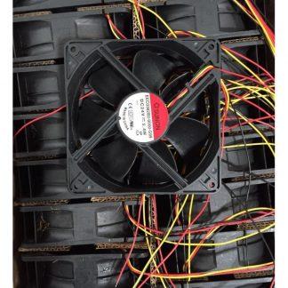 Sunon 3-wire fan EEC0382B2-0000-G99 24V 5.4W
