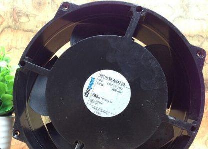 Original ebmpapst W1G180-AB47-22 48V 100W fan