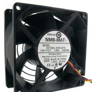 NMB-MAT Dell Model 3615ML-04W-B76 PE1900 2900 Cooling Fan