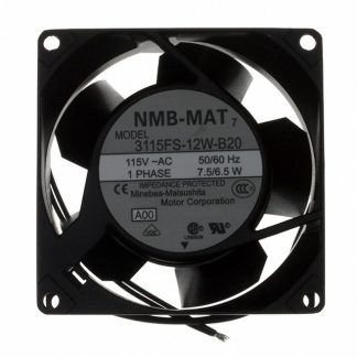 Original NMB 3115FS-12W-B20 115V 7.5/6.5W 8cm Ccooling fans