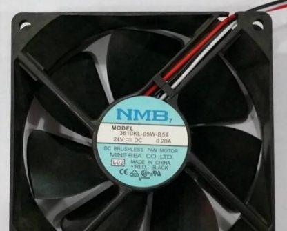 Original  NMB 3610ML-05W-B59 fans