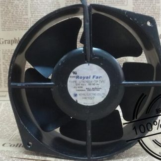 ROYAL FAN UT676DX-TP 24VDC 0.63A 127*127*38MM Fan