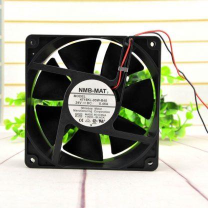 Original  NMB  4715KL-05W-B40 24V fan