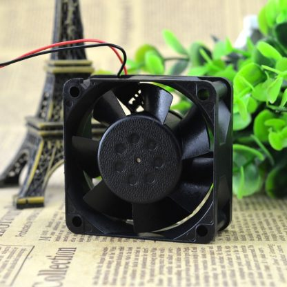NMB 2410ML-05W-B60 24VDC 0.17A 60*60*25MM cooling fan